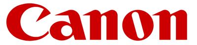 ロゴ画像: Canon